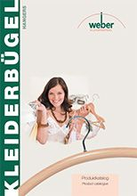 Katalog Weber Kleiderbügel