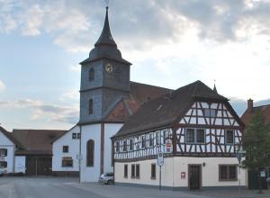 Otzberg Habitzheim: Kirche