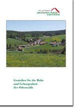 Prospekt Seniorenhaus Odenwald