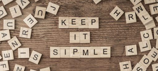 Scrabble - Keep it sipmle